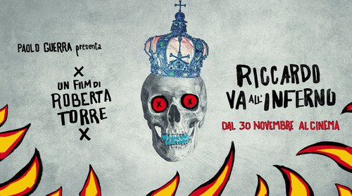 Riccardo va all'inferno dal 30 novembre al cinema