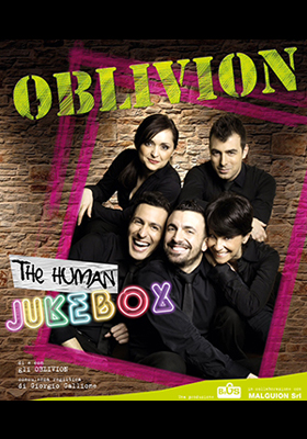 Oblivion: The Human Jukebox | OBLIVION