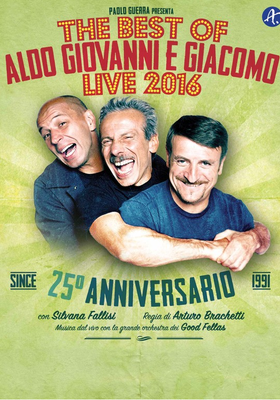 The best of Aldo Giovanni e Giacomo live  | Aldo, Giovanni e Giacomo